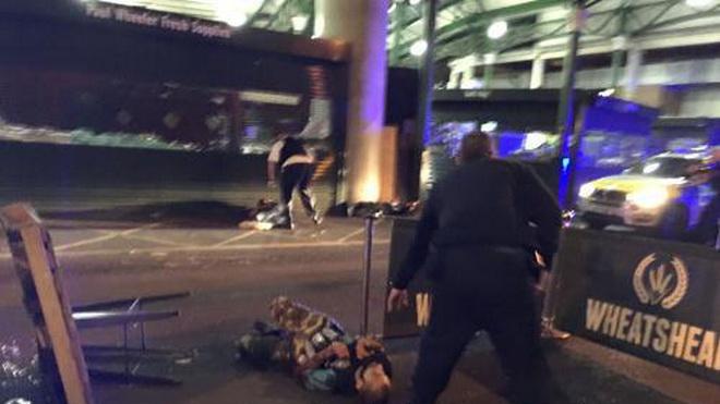 Vụ khủng bố tại London: Nhận dạng nghi phạm 'đầu sỏ'