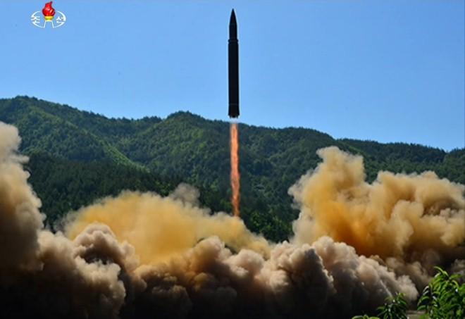 Hôm nay, Hội đồng Bảo an LHQ họp khẩn vì vụ phóng tên lửa Triều Tiên