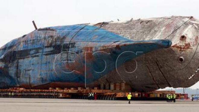 Vụ chìm phà Sewol: Nghi phạm bị dẫn độ từ Pháp về Hàn Quốc