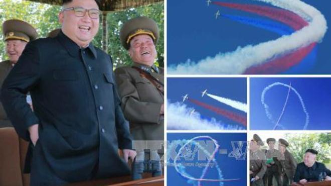 Triều Tiên sẽ bắn tên lửa đạn đạo liên lục địa