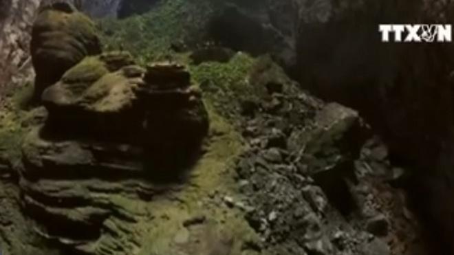 Hang Sơn Đoòng lọt top điểm cắm trại ấn tượng nhất thế giới