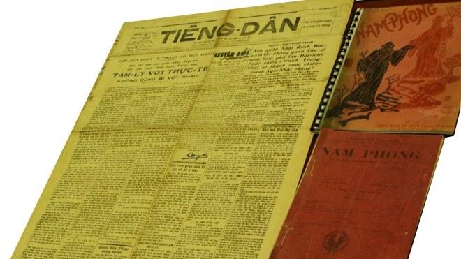 Bảo tàng Báo chí Việt Nam: 14.000 hiện vật đang chờ ra mắt