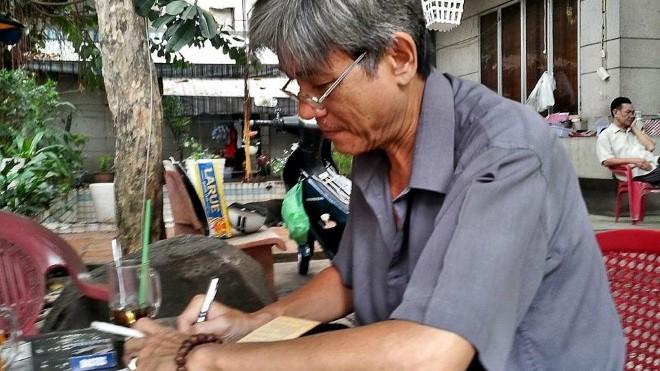 Nhà báo Trần Nhật Vy: Tìm lại văn chương Sài Gòn một thời bị… thất lạc