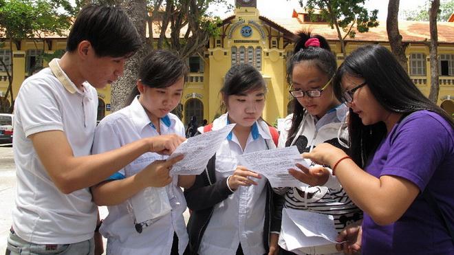 Nhiều tỉnh công bố kết quả kỳ thi Trung học phổ thông quốc gia 2017