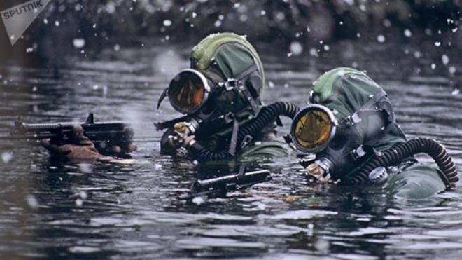 Điều ít biết về những siêu đặc nhiệm người nhái - át chủ bài của Hải quân Nga