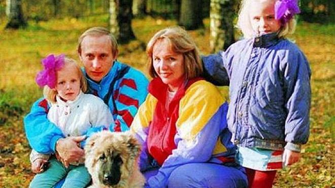 Những bức ảnh 'siêu hiếm' về Tổng thống Putin vừa được tiết lộ