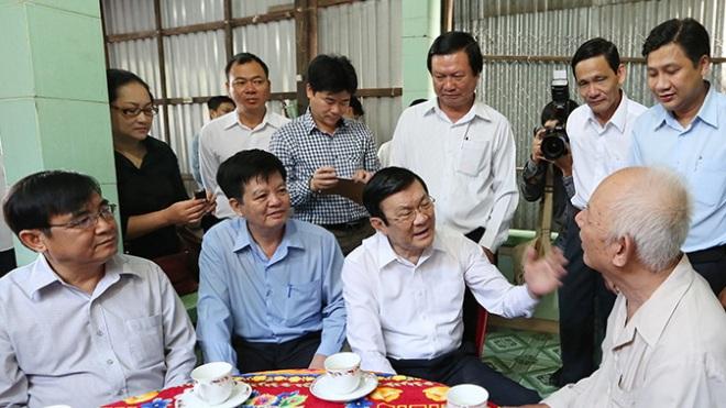 Nhà báo Giản Thanh Sơn: Đưa 'Vị thế Việt Nam' về với Long An