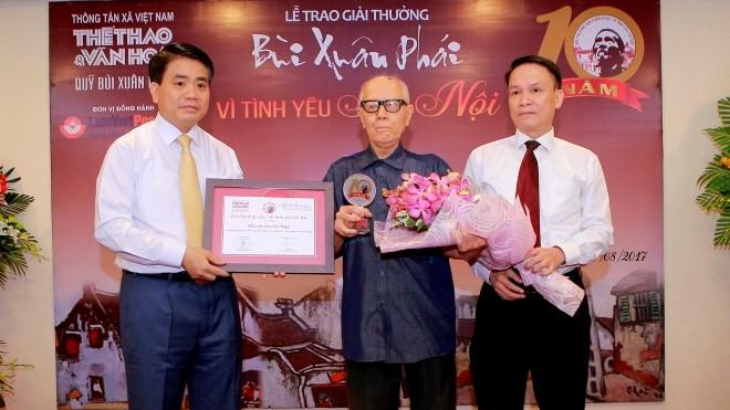 Ấn tượng 1 thập kỷ 'vì tình yêu Hà Nội'