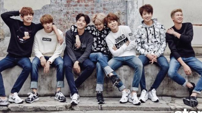 Ban nhạc BTS - thành công từ mồ hôi... fan