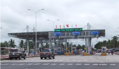 Bộ GTVT và Tiền Giang đồng thuận vị trí đặt trạm thu phí BOT Cai Lậy