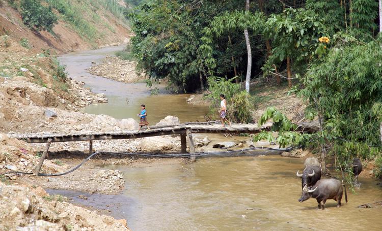 Phú Thọ xây dựng 66 cầu dân sinh vùng đặc biệt khó khăn