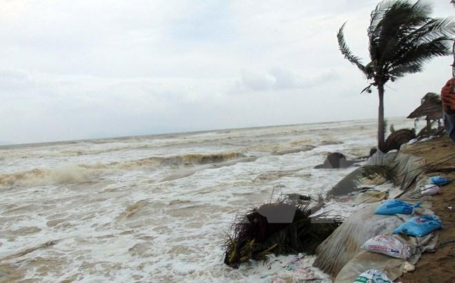 Bão số 7 suy yếu, Hà Nội mưa rào và rải rác có dông