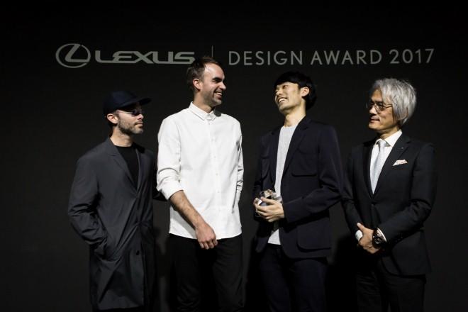 Lexus trao cơ hội lớn cho các nhà thiết kế trẻ