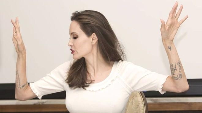 Sau tất cả, Angelina Jolie sẽ trở lại màn bạc