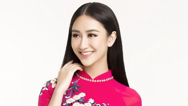 Á hậu Hà Thu ôm mộng mang Bolero thi Hoa hậu Trái đất