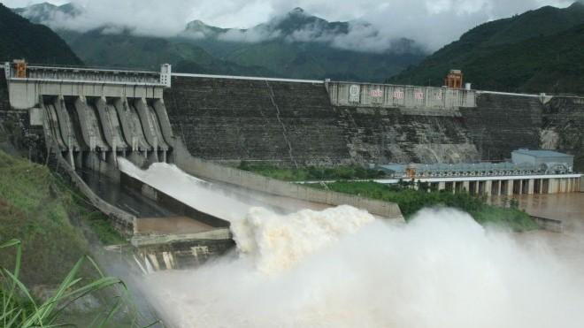 Thủy điện Sơn La xả đáy lần thứ tư trong mùa lũ năm nay