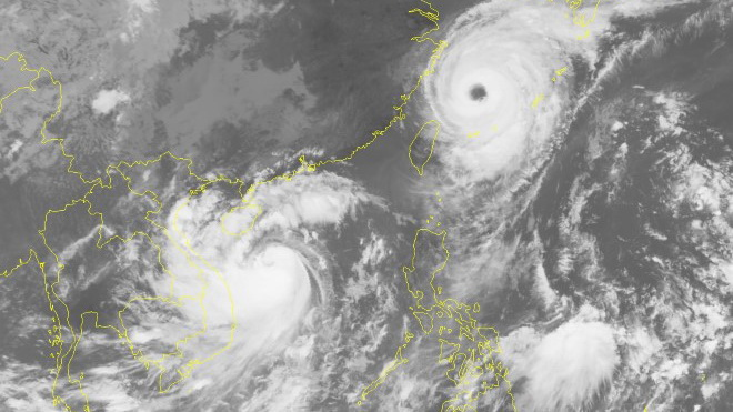 Siêu bão cấp 5 Maria tiến sâu vào Caribe, đe dọa 'hậu quả thảm khốc'