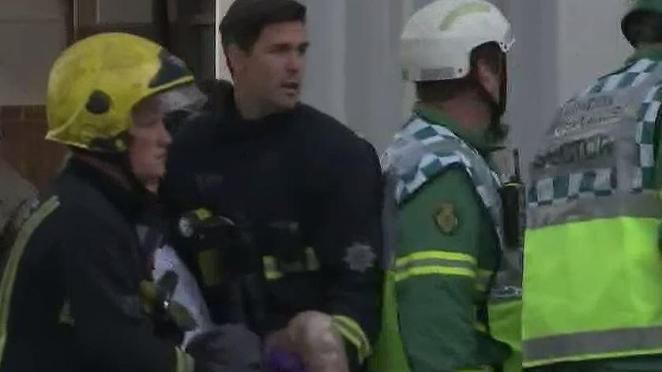 Cận cảnh vụ nổ bom kinh hoàng tại ga tàu điện ngầm London
