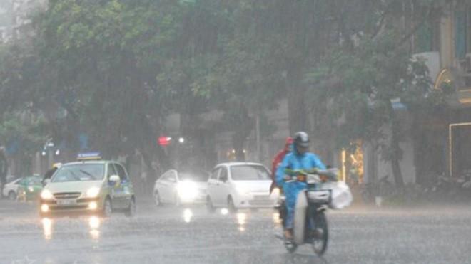 Dự báo thời tiết: Miền Bắc, miền Trung tăng nhiệt, miền Nam có mưa dông