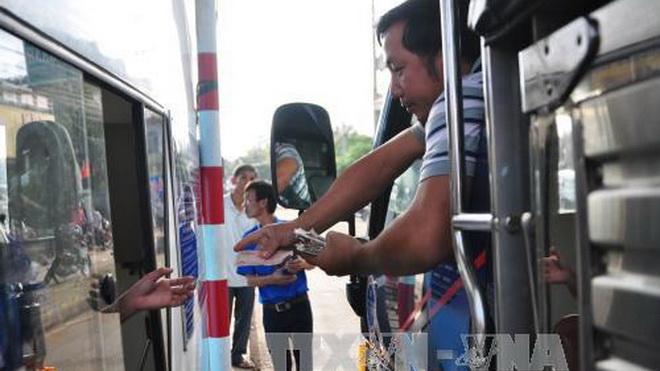 Trạm BOT tuyến tránh Biên Hòa thu phí trở lại, giảm 20% giá vé