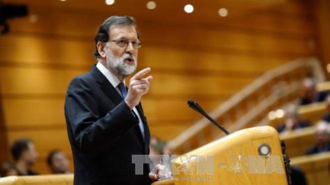 Thủ tướng Tây Ban Nha giải tán cơ quan lập pháp Catalonia, ra lệnh bầu cử sớm
