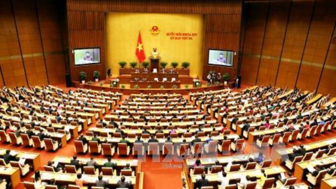 Hôm nay, Quốc hội thảo luận về cải cách bộ máy hành chính nhà nước