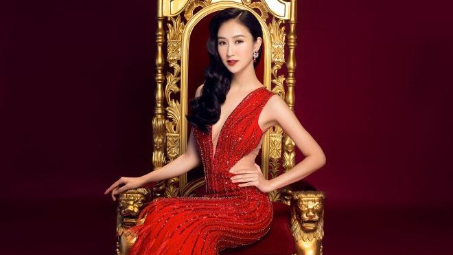 Á hậu Hà Thu sắp lên đường dự thi Hoa hậu Trái đất 2017