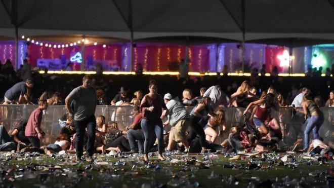 CẬP NHẬT vụ xả súng ở Las Vegas: 50 người chết, 400 người bị thương, IS nhận chủ mưu