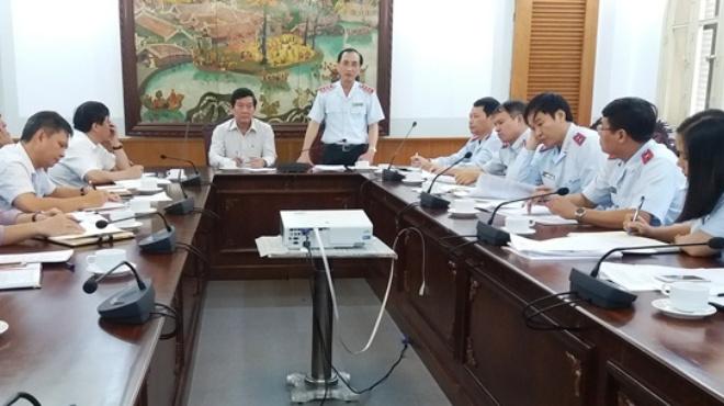 Công bố quyết định thanh tra cổ phần hóa Hãng phim truyện Việt Nam