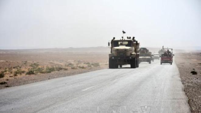 Quân đội Iraq xóa sổ thành trì cuối cùng của IS