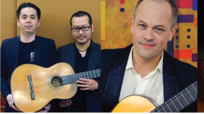 Liên hoan Guitar Quốc tế Sài Gòn 2017: Lần đầu tiên biểu diễn tác phẩm 'đẳng cấp thượng thừa'