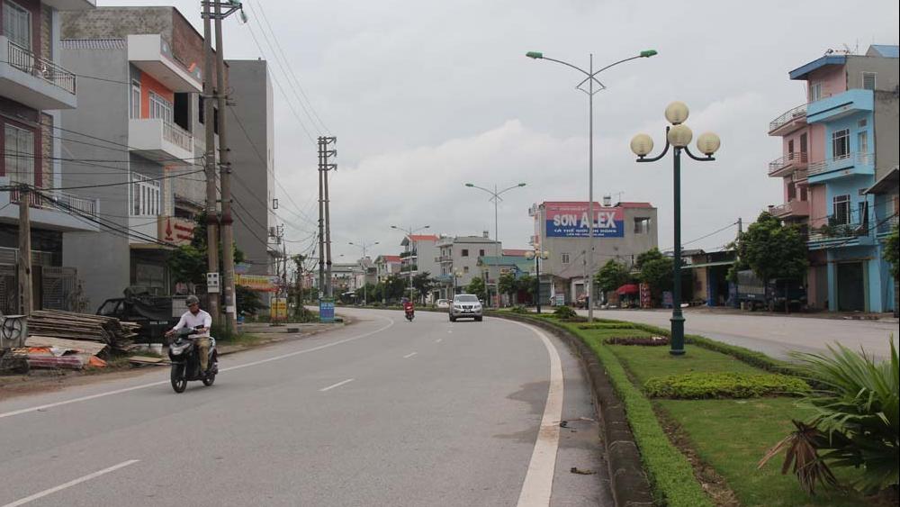 Thành phố Bắc Giang sẽ cơ bản đạt tiêu chí đô thị loại I vào năm 2020