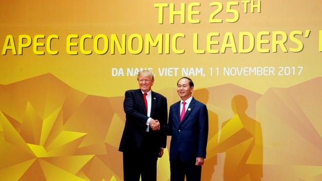 Chính thức khai mạc Hội nghị các nhà lãnh đạo kinh tế APEC lần thứ 25