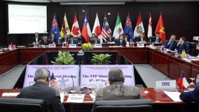 Điểm nhấn APEC 2017: Các nước nhất trí thúc đẩy TPP mà không có Mỹ