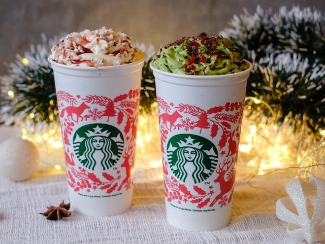 Hãy 'Lan tỏa Điều Hay' mùa Giáng sinh cùng Starbucks