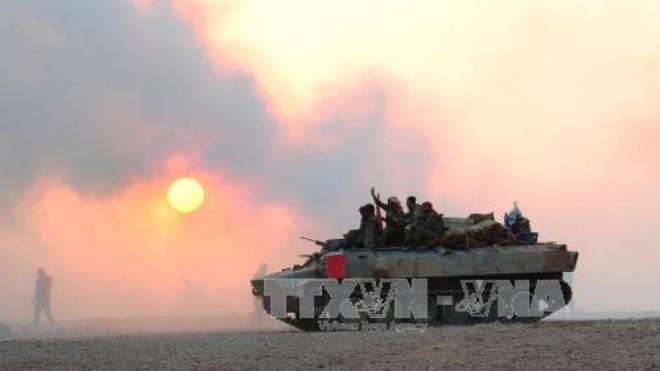 Thành trì cuối cùng tại Syria sụp đổ, IS sẽ đi về đâu?