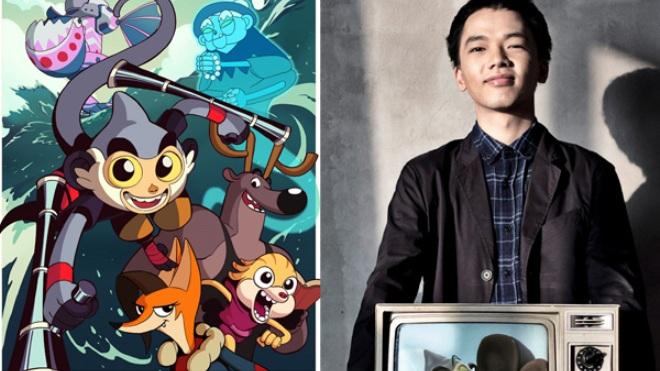 Nguyễn Phi Phi Anh làm phim hoạt hình Việt: 'Muốn thành công phải chạm được vào trái tim khán giả'