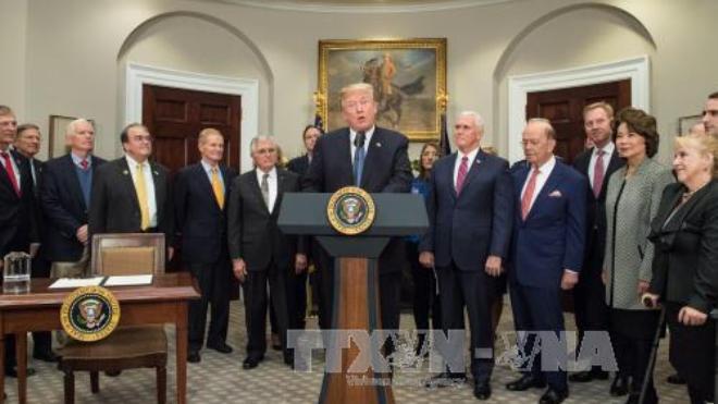 Nhà Trắng bác đề xuất đàm phán không điều kiện với Triều Tiên của Ngoại trưởng Rex Tillerson
