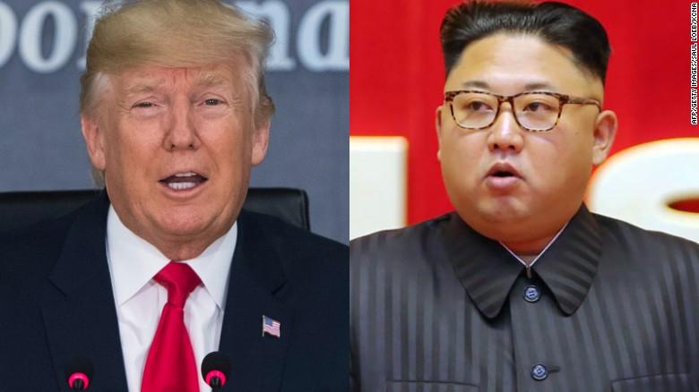 Tổng thống Donald Trump và Chủ tịch Kim Jong-un 'cạnh tranh' danh hiệu 'Nhân vật của năm'