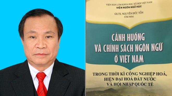 Giữ gìn sự trong sáng của tiếng Việt (Kỳ 7): Ngôn ngữ cũng cần 'bình đẳng' và chế tài
