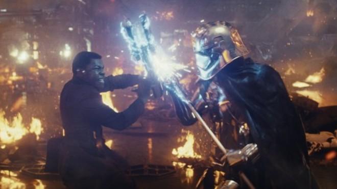 Phim 'Star Wars: The Last Jedi': Không có bất cứ giây phút nhàm chán