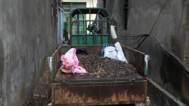Thông tin mới vụ nổ kho phế liệu ở Bắc Ninh