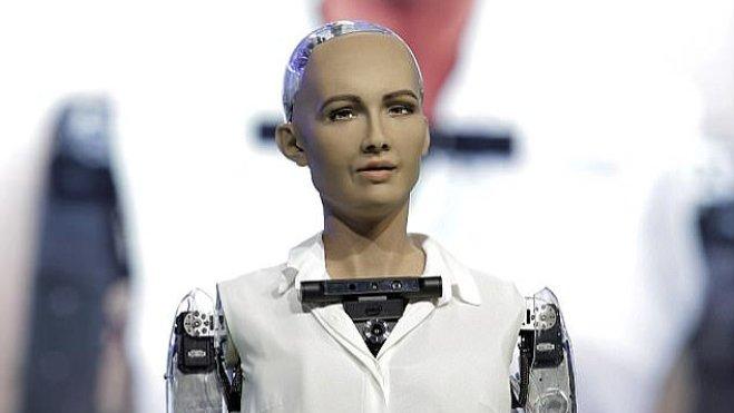Hôm nay, Sophia - 'nàng' công dân robot đầu tiên trên thế giới đến Việt Nam
