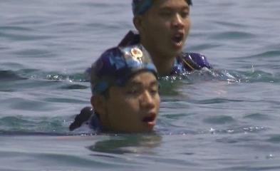 Sao lính hải quân phải biết bơi?