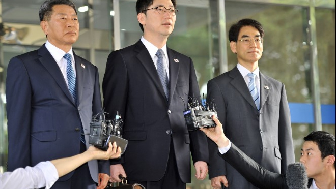 Triều Tiên đồng ý cử đoàn tham gia Olympic PyeongChang 2018