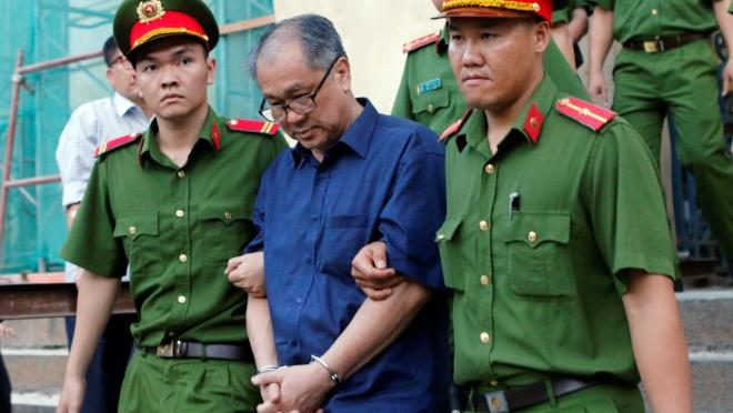 Đại án Phạm Công Danh: Hội đồng xét xử từ chối luật sư bảo vệ ông Trần Bắc Hà