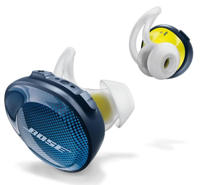 Bose giới thiệu dòng tai nghe không dây SoundSport Free mới