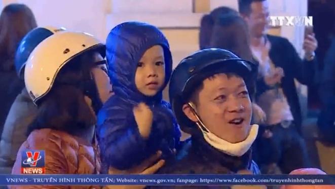 Không khí Hà Nội trước trận chung kết U23 Châu Á