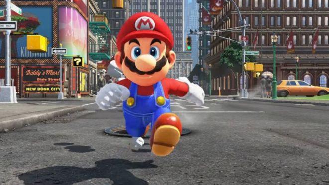 Nintendo làm phim hoạt hình Super Mario với hãng phim Mỹ