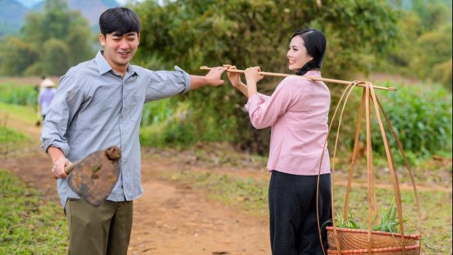 Bảo 'Ngậu' của 'Người phán xử' khác lạ trong MV mới đóng cùng Lương Nguyệt Anh